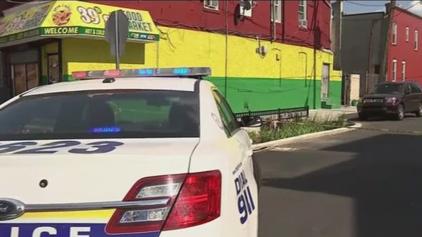 6-year-old girl shot in leg while playing outside in West Philadelphia, police say