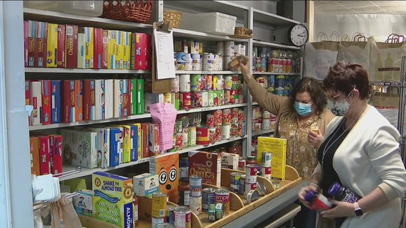 Non-profits in Montgomery County combat pandemic hunger