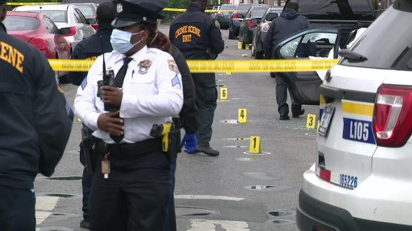 3 dead, several hurt as gun violence continues to plague Philadelphia on Mother's Day
