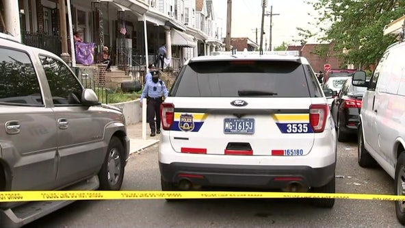 Police: 2 killed, 3 injured in Sunday afternoon shooting in Olney