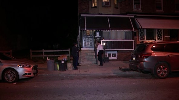 Woman shot in chest inside home in Strawberry Mansion, police say