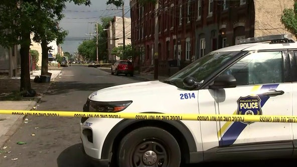 2 men driven to hospital following shooting in North Philadelphia, police say