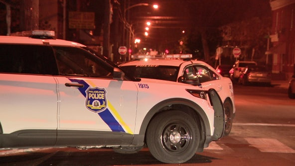 At least 10 wounded in weekend shootings, stabbings across Philadelphia