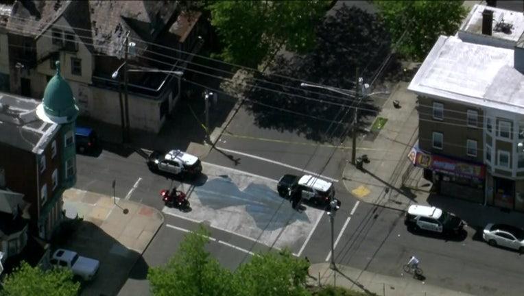 Stuyvesant Avenue shooting