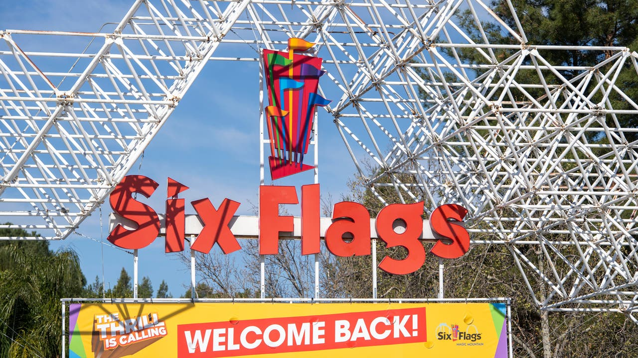 World's tallest roller coaster opens Sunday at Six Flags Great Adventure
