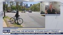 Philadelphia kicks off project to improve bike lane safety
