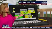 Weather Authority: Sunny, pleasant Wednesday ahead with warm-up on the way