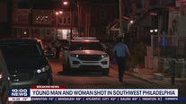 Police: 2 teens wounded in Southwest Philadelphia shooting