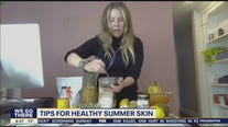 Foods to try for healthy summer skin