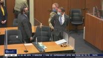 Derek Chauvin to be sentenced Friday in George Floyd's murder