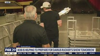 Darius Rucker to perform at first full capacity concert at Hard Rock since the pandemic