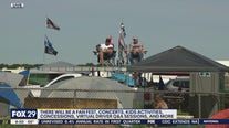 Fan fest, concerts, kids activities returning to Pocono Raceway this weekend