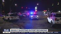 Deadly shooting in Port Richmond