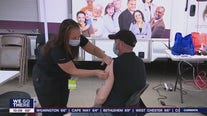 The vaccine push is on across the Delaware Valley