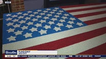 Celebrating Flag Day at the Betsy Ross House