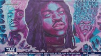 Lil Nas X honored with mural in Philadelphia's Gayborhood