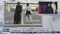 Aspiring fashion designer creates modesty clothing line called Hijabified