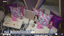 Little Chickadee Events offers sleepover party ideas