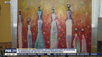 """October Gallery to host """"A Weekend of Art by African Americans"""""""