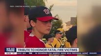 Community comes together to grieve family killed in house fire