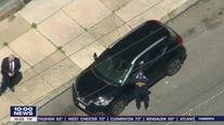 Man, woman fatally shot inside car in North Philadelphia, police say