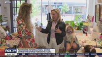 Christine Shirley Designs runs Project Runway and sewing camps
