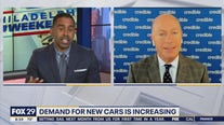 Demand for new cars is increasing