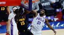 Hawks head to East finals after Game 7 win over Sixers