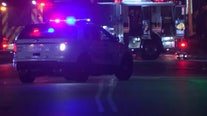 Woman struck and killed by cop car overnight in Camden County, police say