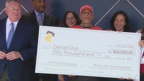 First-round of the Philly Vax Sweepstakes winners announced