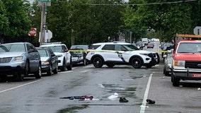 West Philadelphia shooting leaves 2 dead, including 17-year-old boy
