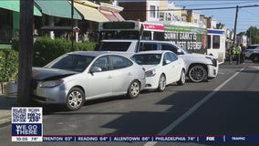 8 injured in crash involving SEPTA bus in Cobbs Creek