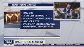Celebrating National Martini Day