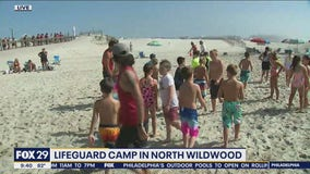 Camp Kelly: Lifeguard camp in North Wildwood