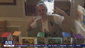 Camden County Girl Scout earns top honors after selling nearly 2,000 boxes of cookies
