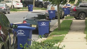 Burlington County homeowners frustrated as recycling piles up, due to driver shortage