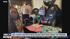 Whatcha Makin: Self-taught crafter sells creations during pandemic