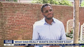 What dad really wants on Father's Day
