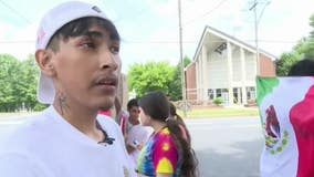 Student wears Mexican flag at graduation, denied diploma