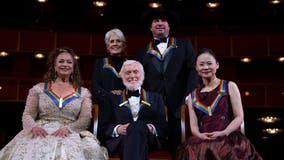 Kennedy Center Honors salute Garth Brooks, Dick Van Dyke, Debbie Allen
