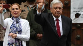 Mexico elections: President's party appears to hold key majority