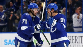 Defending champion Tampa Bay Lightning headed back to Stanley Cup Final after Game-7 win against Islanders