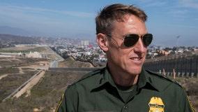 Border Patrol chief who backed Trump's wall resigns