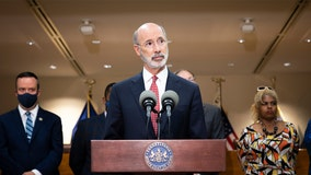 Pa. Governor Tom Wolf signs emergency proclamation ahead of Ida