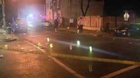 Police: Man in critical condition after he was shot multiple times in Fairhill