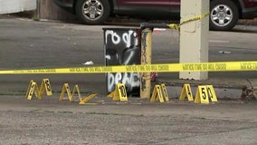 2 men in critical condition after they were shot inside a vehicle in East Mount Airy
