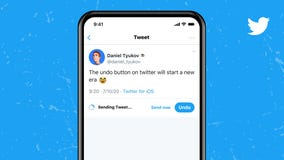 Twitter launches 1st subscription service with 'Undo Tweet' button