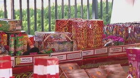 'It's an explosive': Experts warn of the dangers of home fireworks displays