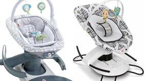 Fischer-Price recalls baby rockers linked to 4 infant deaths