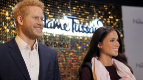 Baby Lilibet Diana 'joins' Prince Harry and Meghan at Madam Tussauds